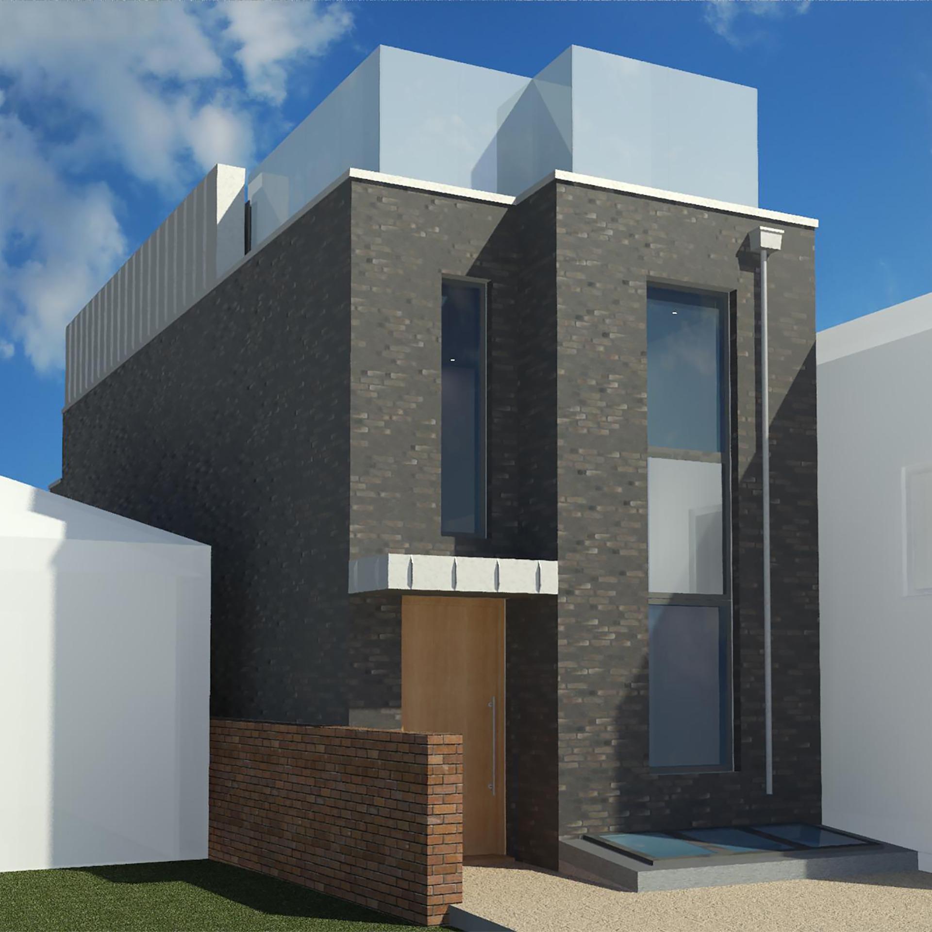 BIM 3D Modelling - E2 Architecture