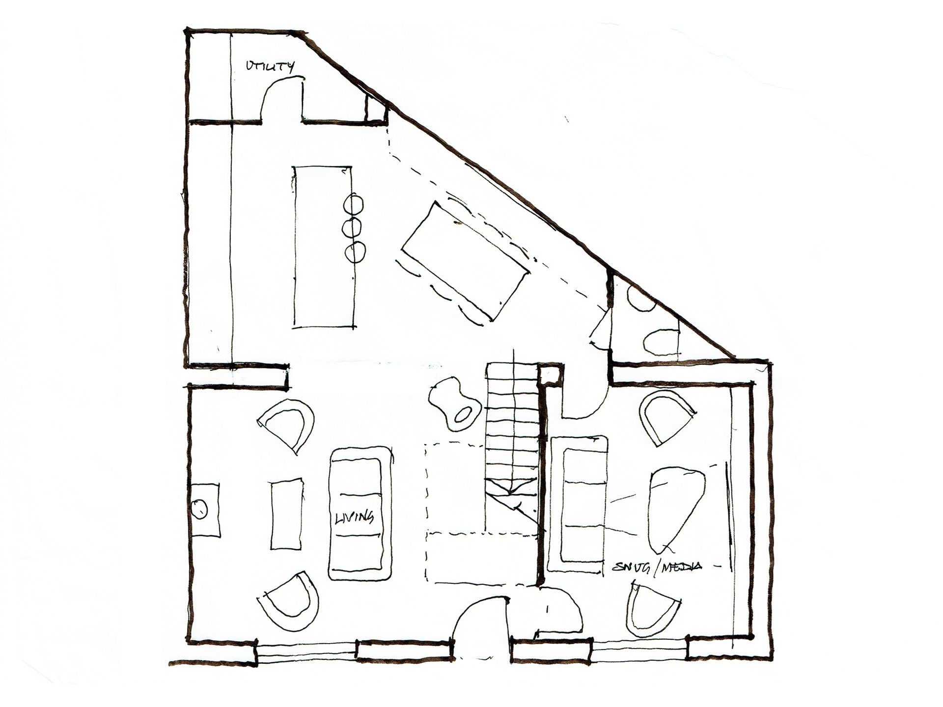 architect home visit e2 architecture Space Diagram this will give you the information you need to make the decisions on how to proceed to the next stage